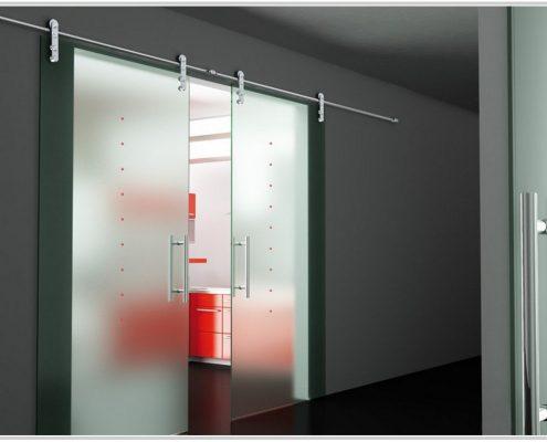Cтеклянные двери межкомнатные