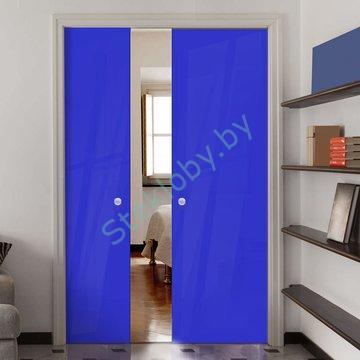 купить стеклянную дверь