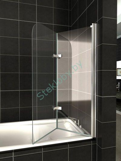 стеклянная шторка для ванной купить